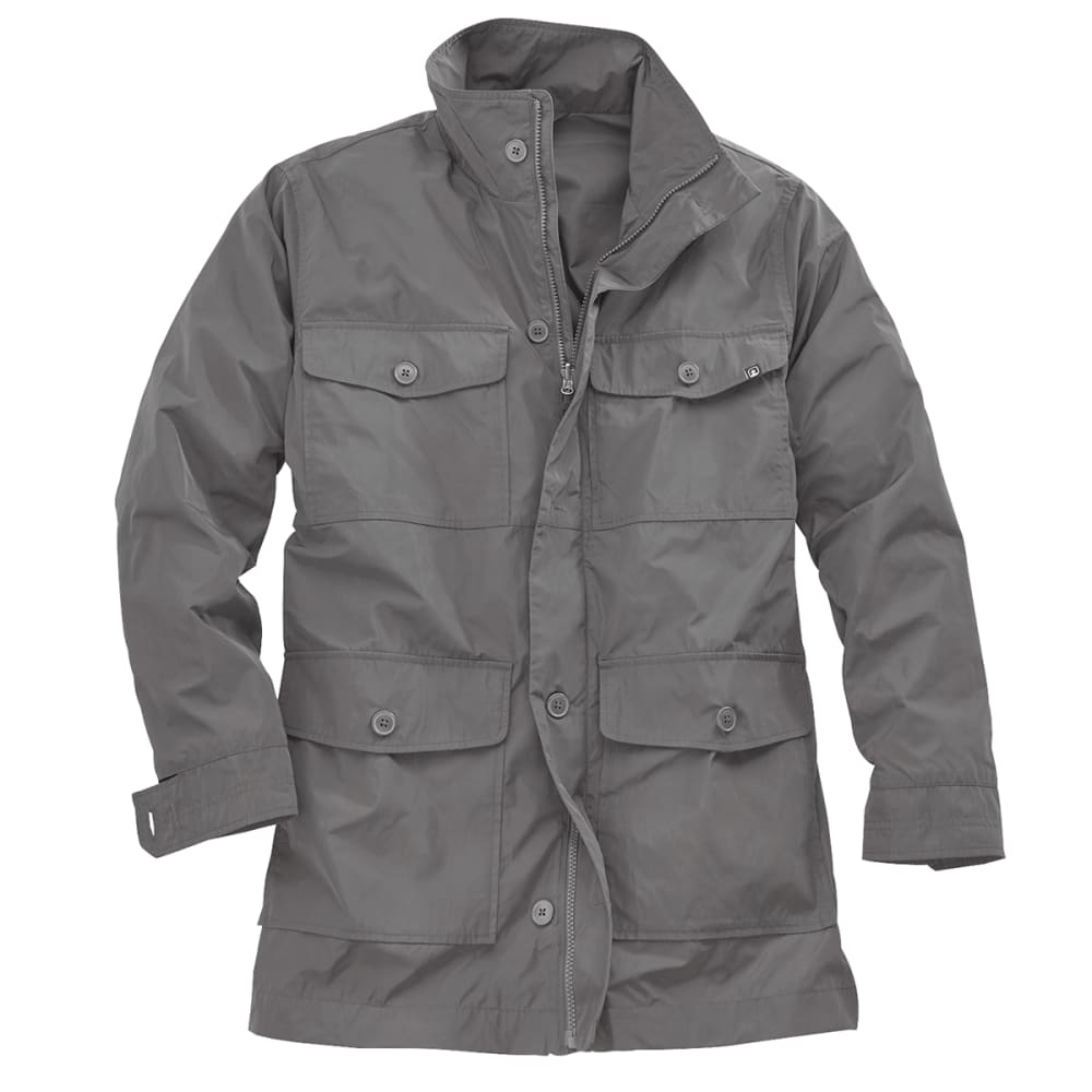 EMS® Men's Travel Jacket - PEWTER
