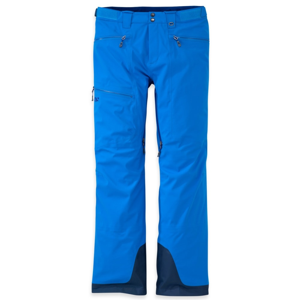 OUTDOOR RESEARCH Men's White Room Pants - GLACIER