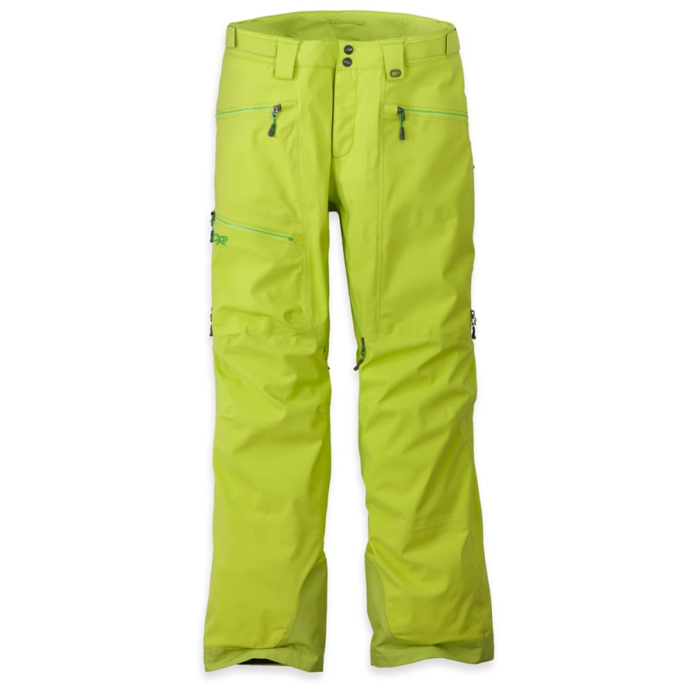 OUTDOOR RESEARCH Men's White Room Pants - LEMONGRASS