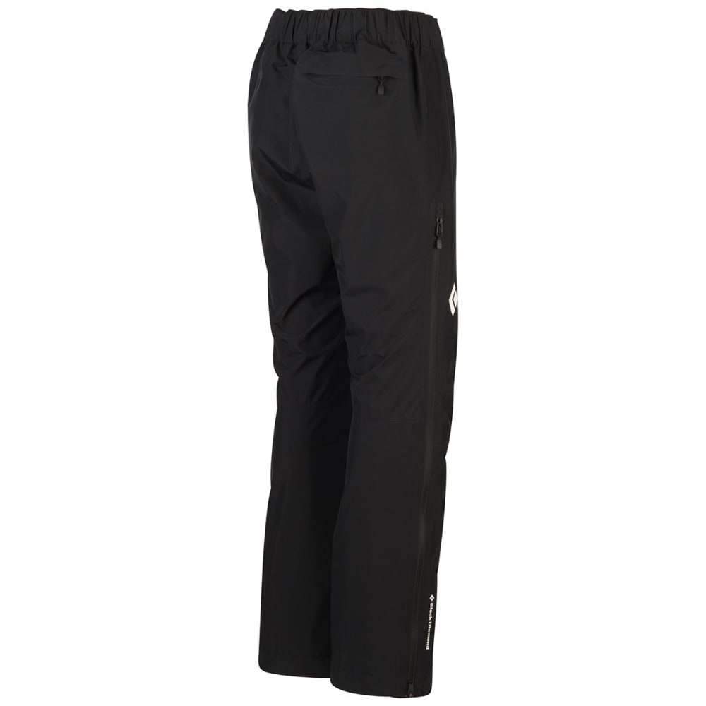 BLACK DIAMOND Women's Liquid Point Pants - BLACK
