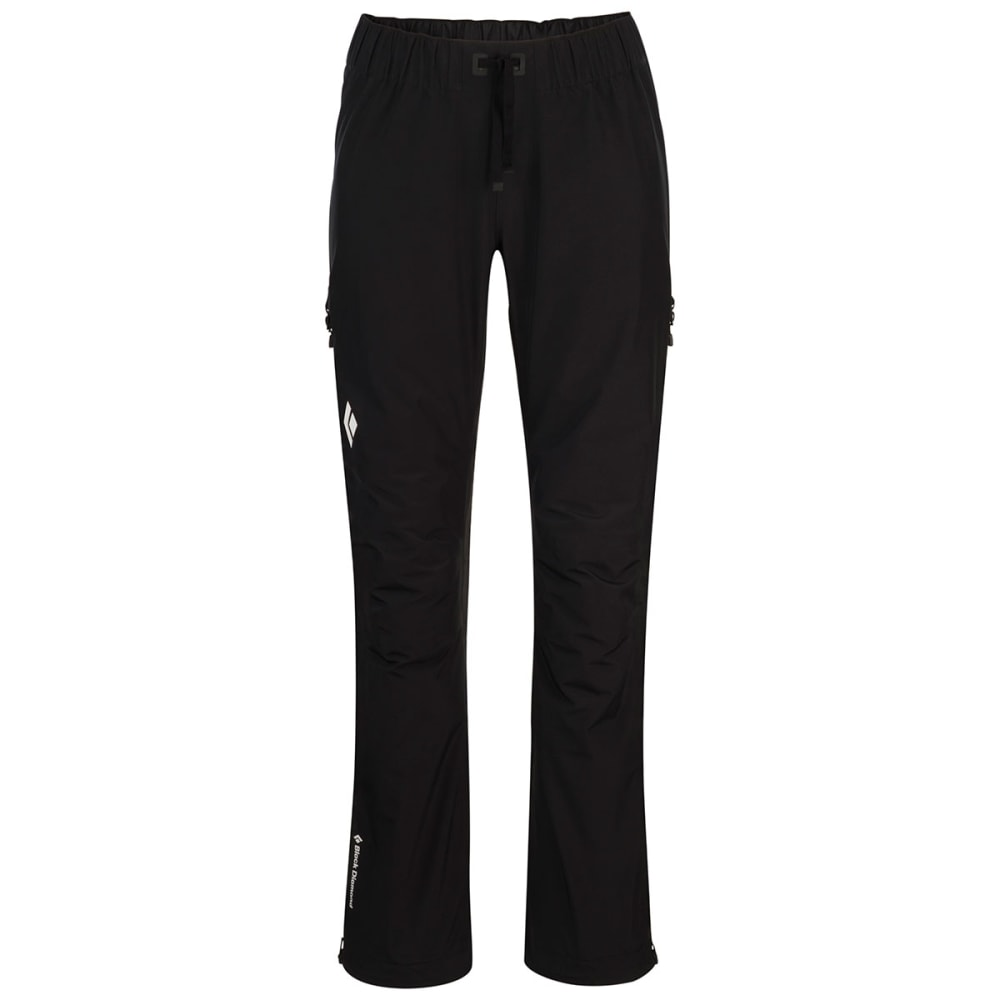 BLACK DIAMOND Women's Liquid Point Pants - BLACK