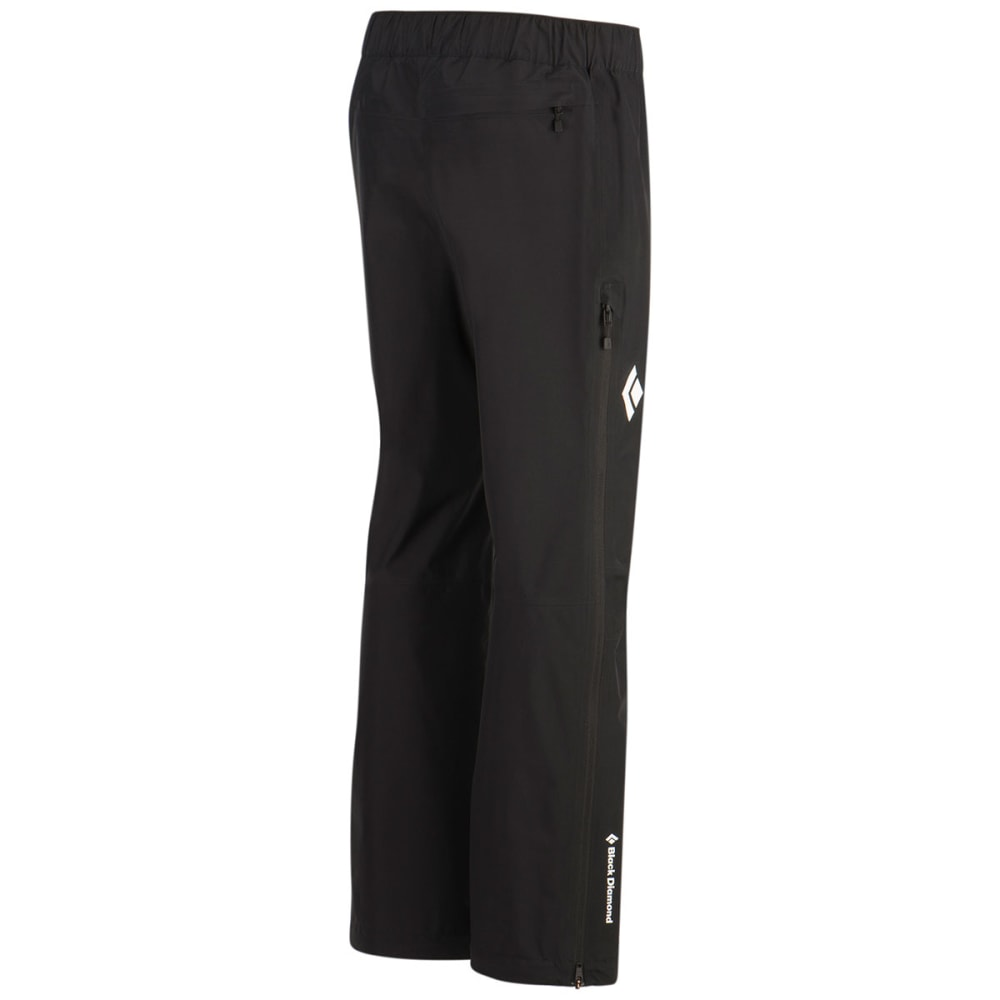 BLACK DIAMOND Men's Liquid Point Pants - BLACK