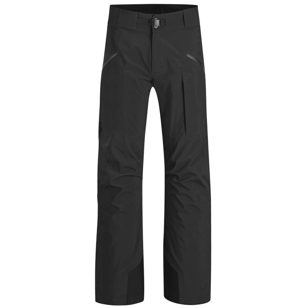 BLACK DIAMOND Men's Mission Pants - BLACK
