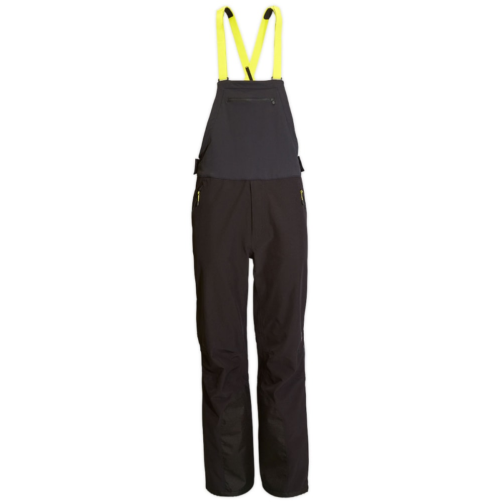 EMS Men's Helix Bib - JET BLACK