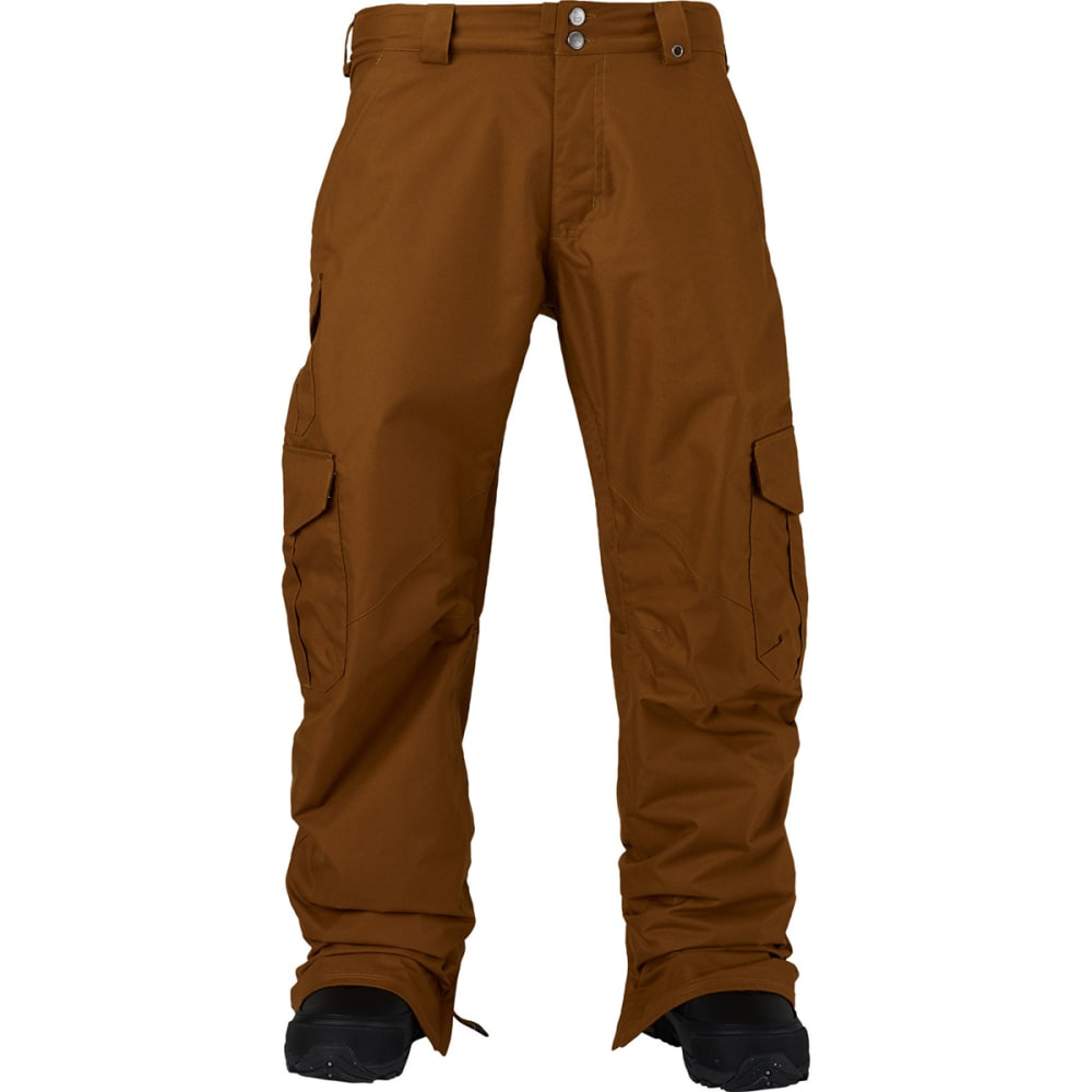 BURTON Men's Sig Fit Cargo Pants - TRUE PENNY