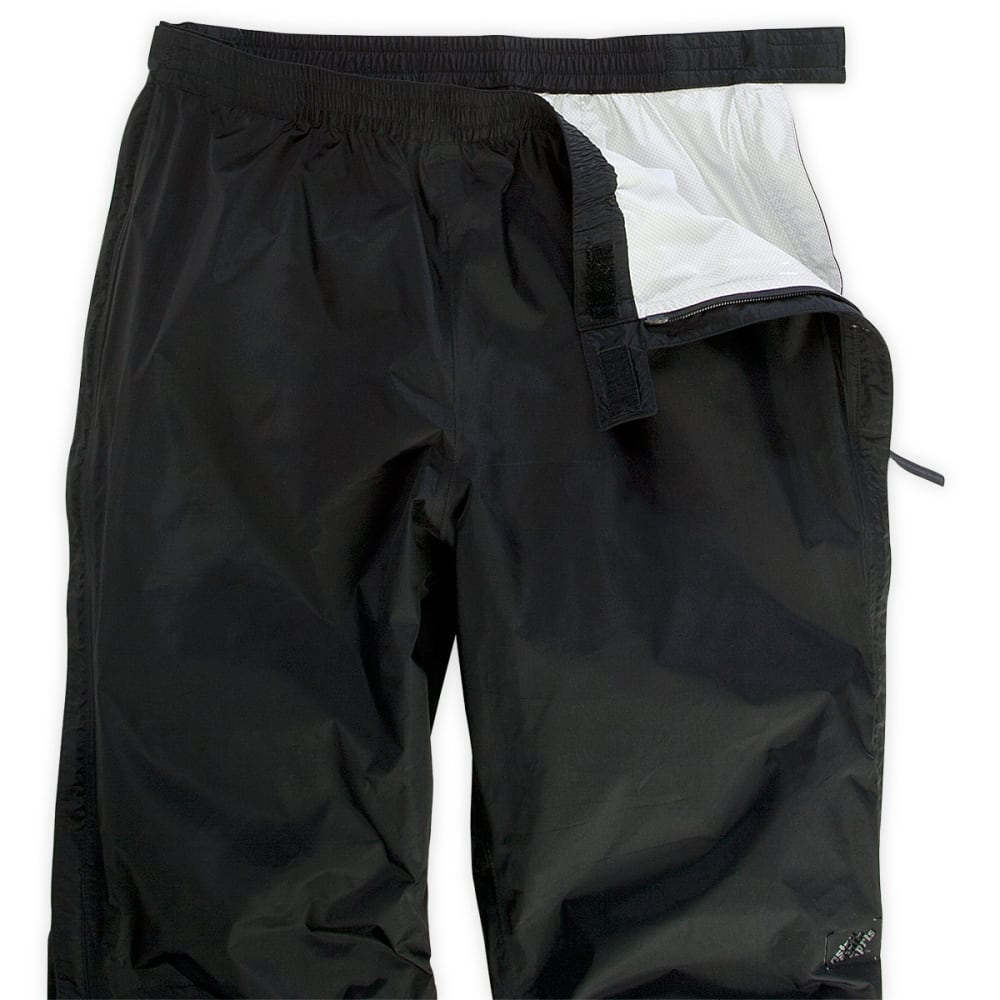 EMS Men's Thunderhead Full-Zip Pants - JET BLACK