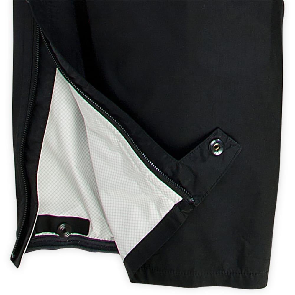 EMS Men's Thunderhead Full-Zip Pants - JET BLACK
