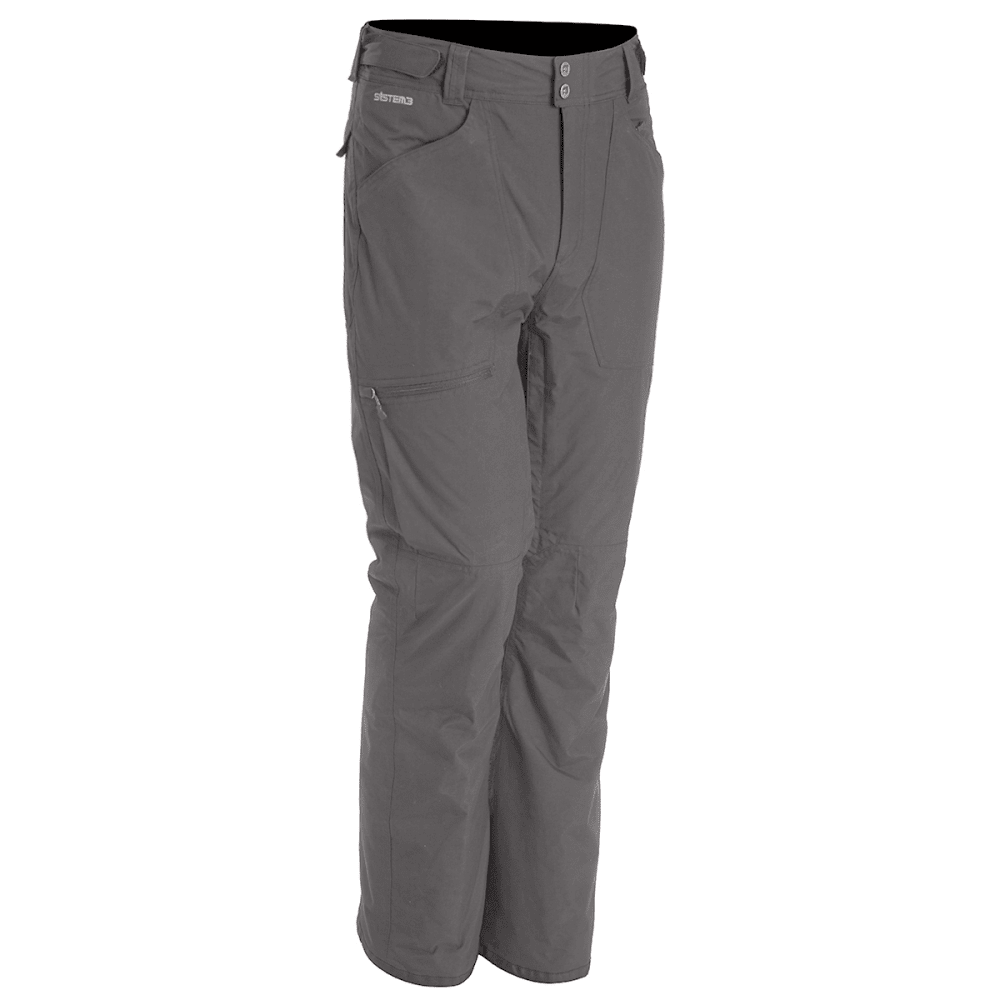 EMS® Men's Freescape Shell Pants  - PEWTER