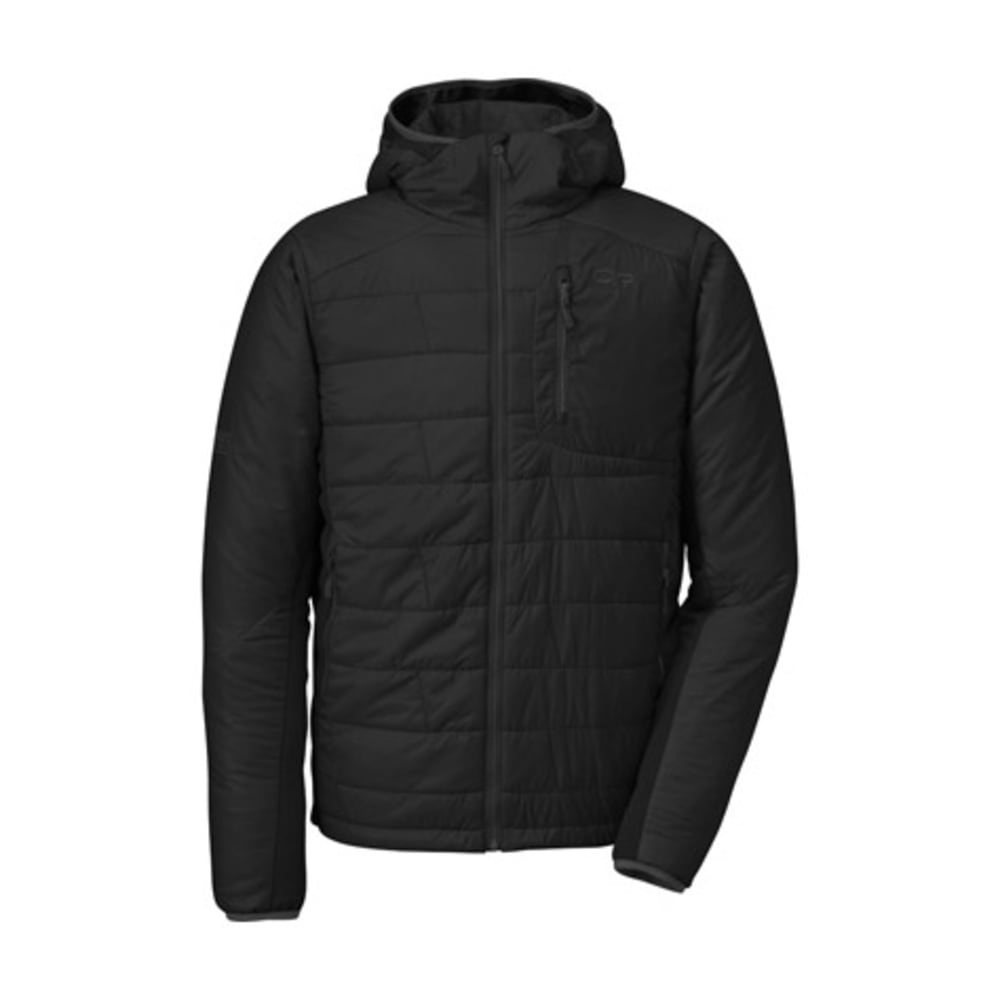 OUTDOOR RESEARCH Men's Halogen Hoodie - BLACK