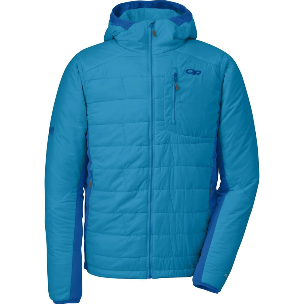 OUTDOOR RESEARCH Men's Halogen Hoodie - HYDRO