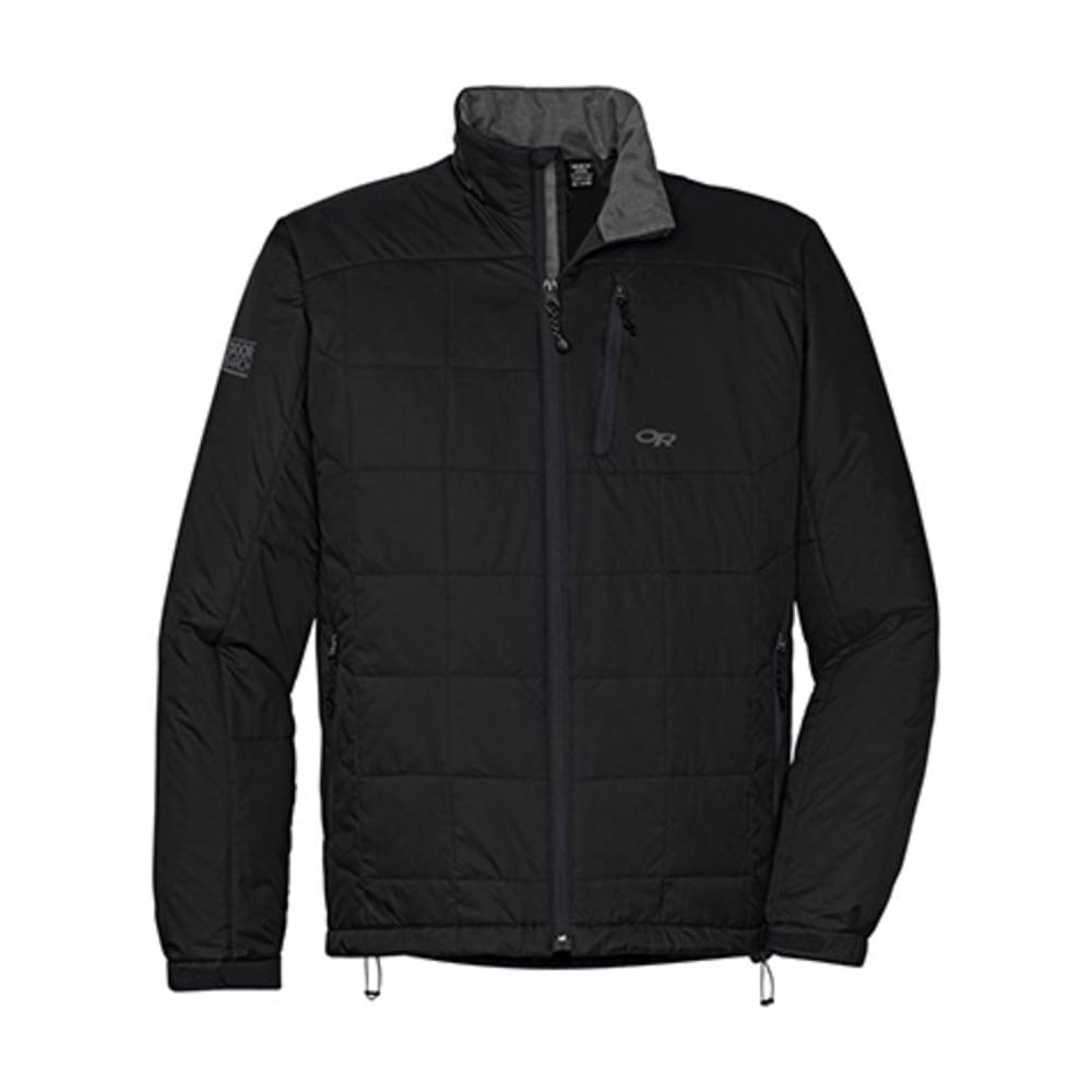 OUTDOOR RESEARCH Men's Neoplume Jacket - BLACK