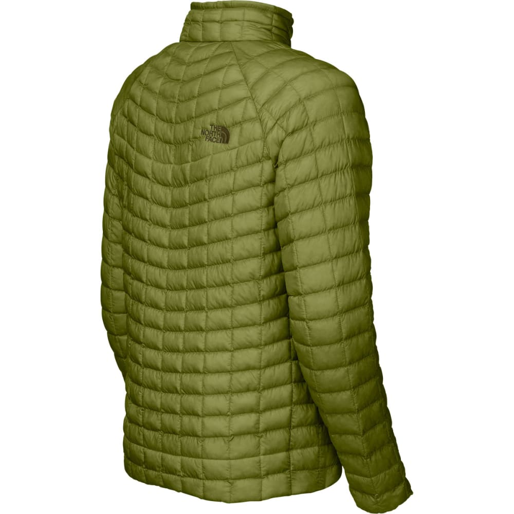 THE NORTH FACE Men's Thermoball™ Full Zip Jacket - SCALLION GREEN