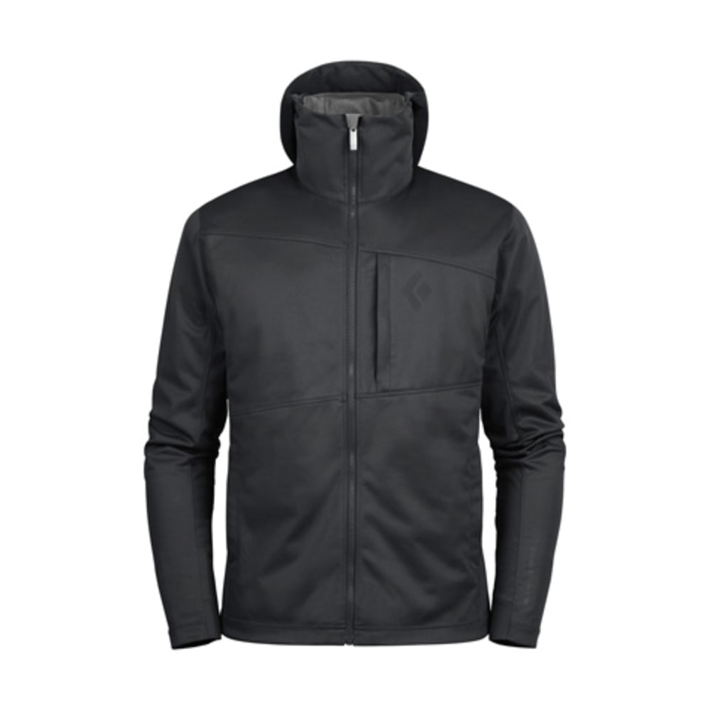 BLACK DIAMOND Men's Stack Hoodie - SLATE