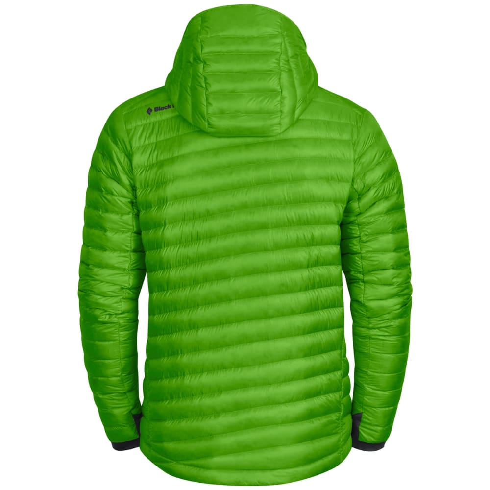BLACK DIAMOND Men's Hot Forge Hoodie - GREEN