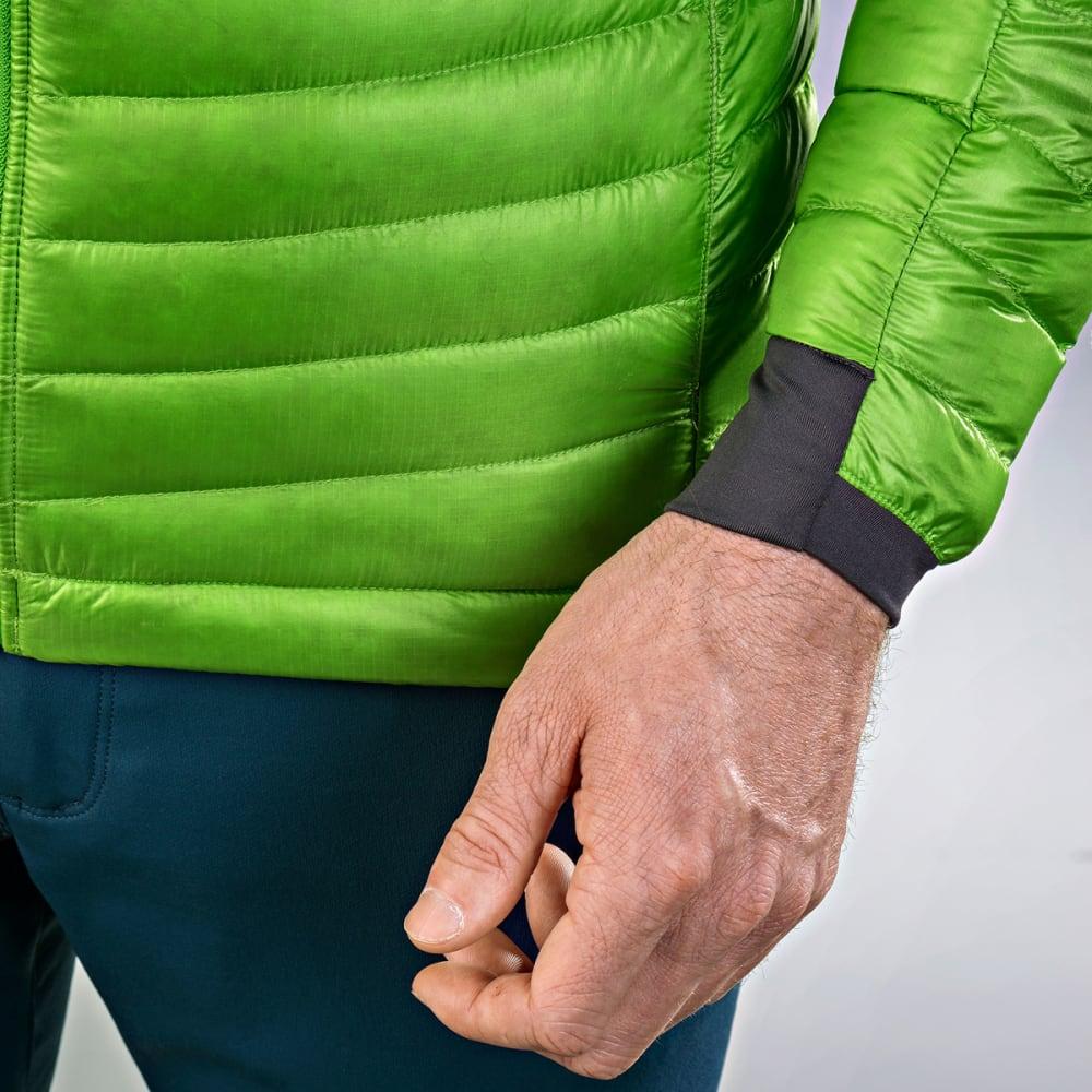 BLACK DIAMOND Men's Hot Forge Jacket - GREEN
