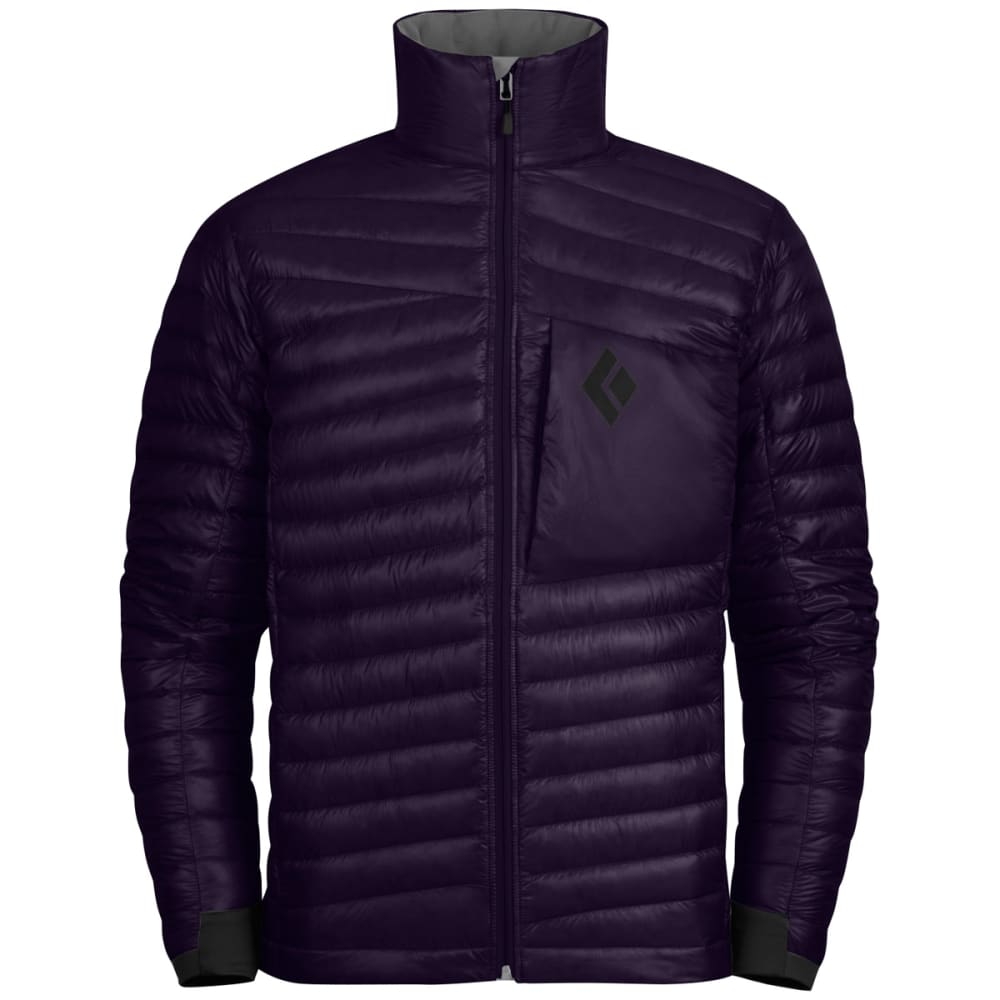 BLACK DIAMOND Men's Hot Forge Jacket - NIGHTSHADE