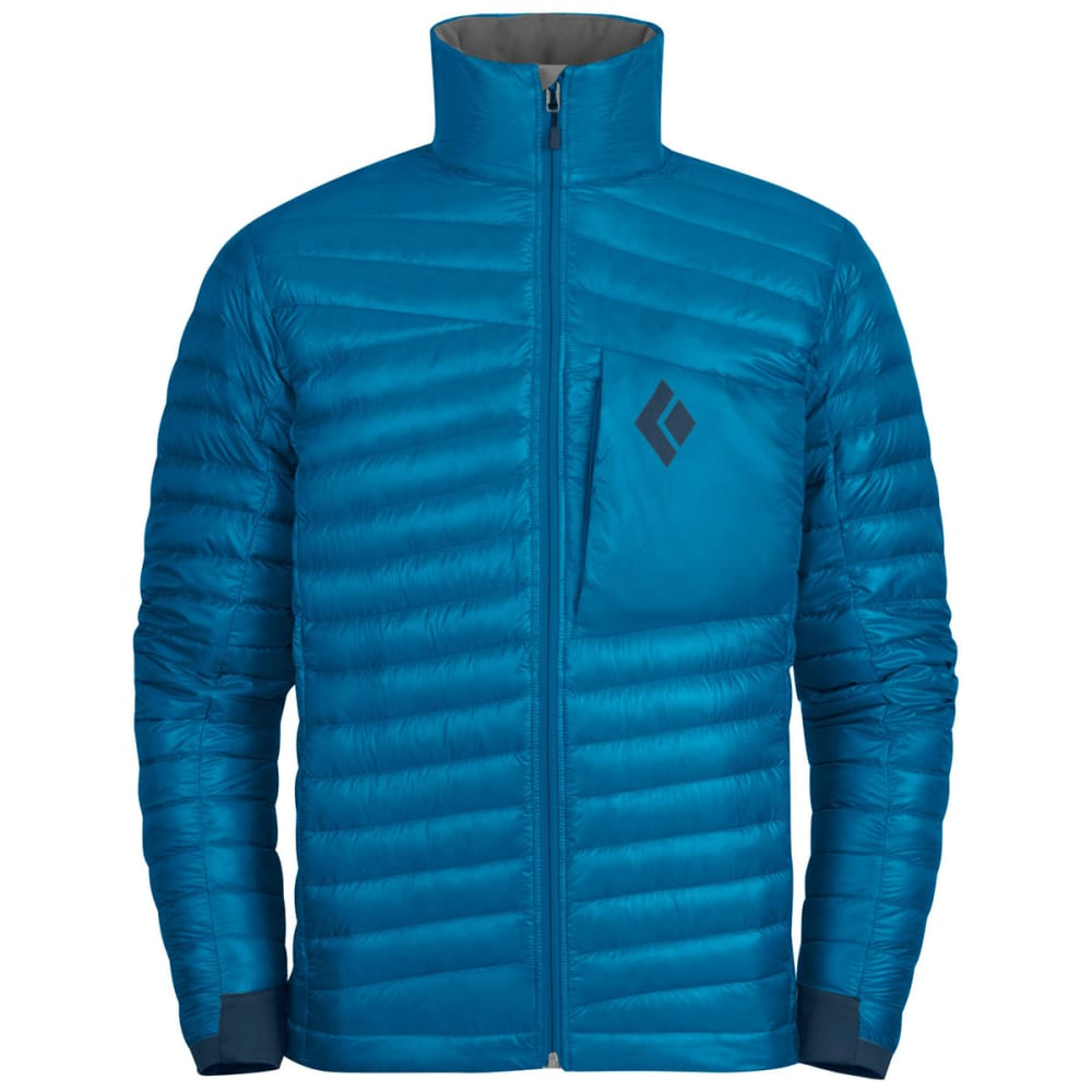 BLACK DIAMOND Men's Hot Forge Jacket - SAPPHIRE