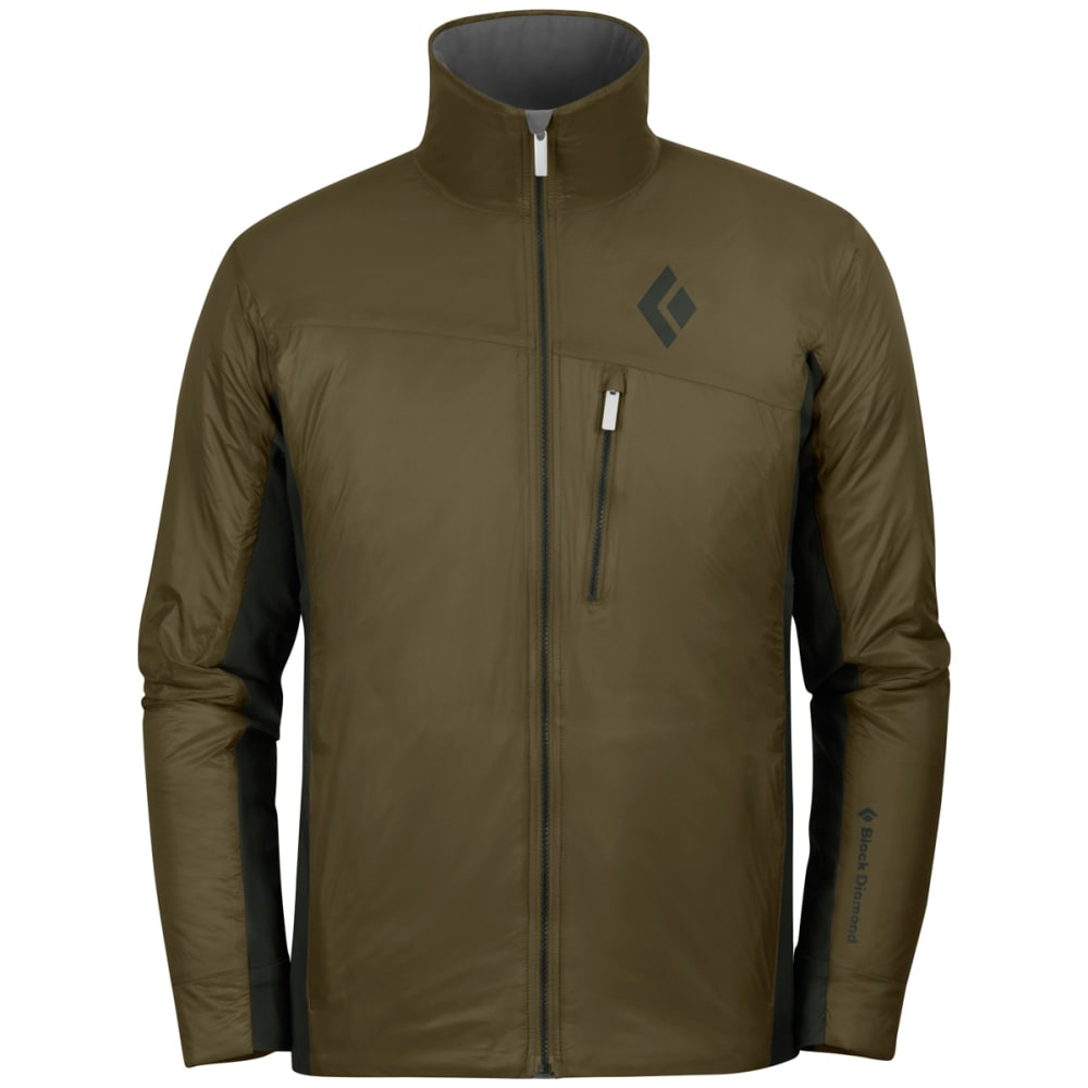 BLACK  DIAMOND Men's Access Hybrid Jacket - CANTEEN