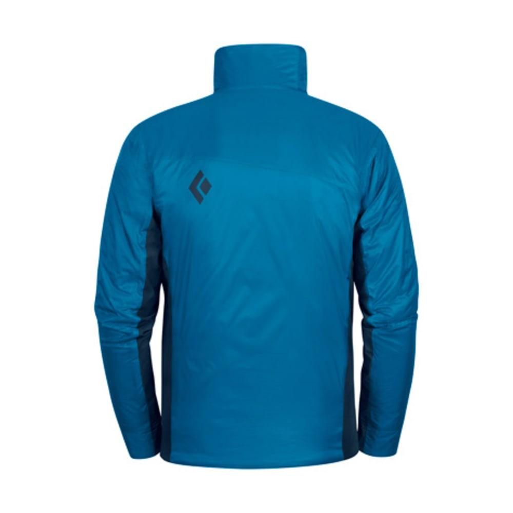BLACK  DIAMOND Men's Access Hybrid Jacket - SAPPHIRE