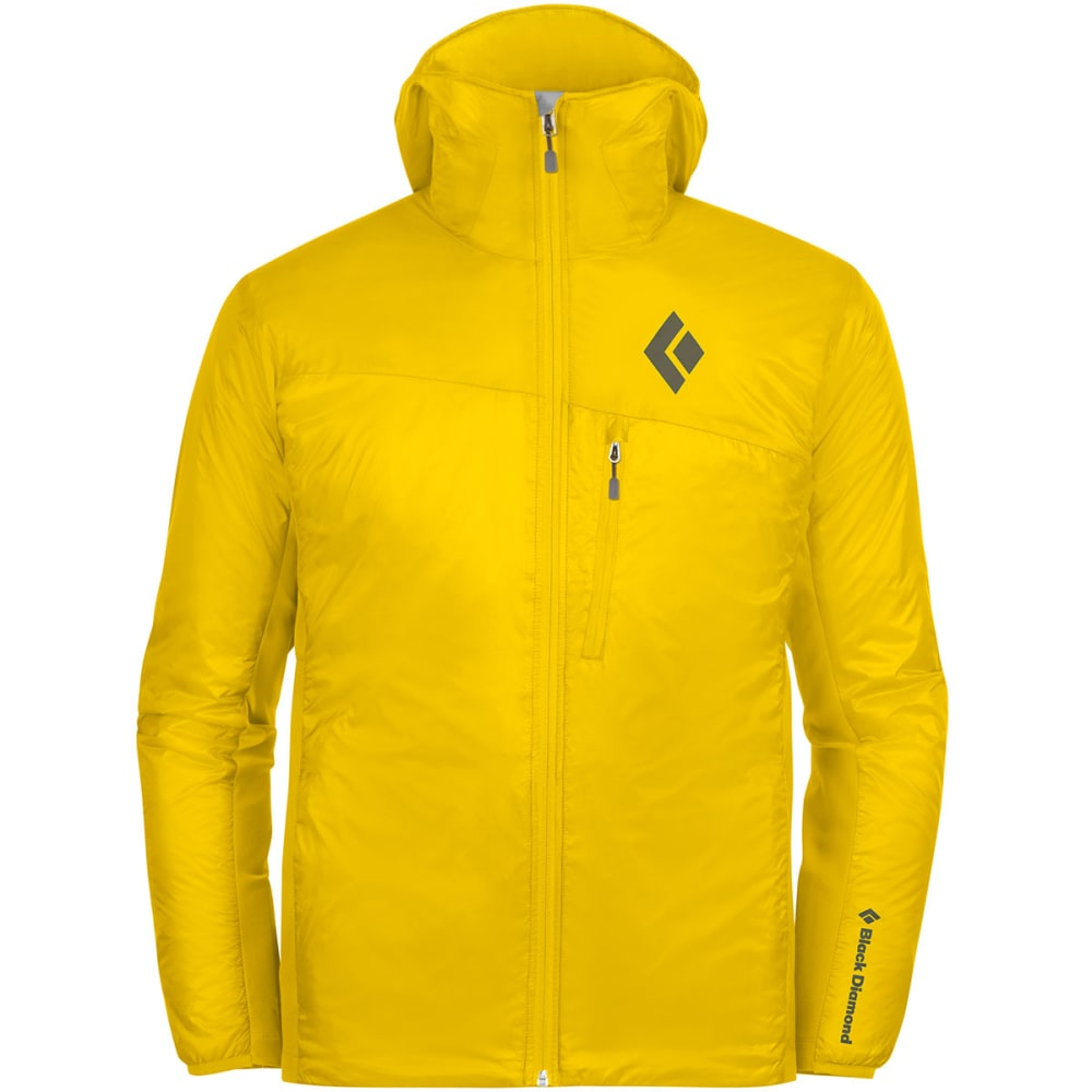 BLACK DIAMOND Men's Access LT Hoodie - OCHRE