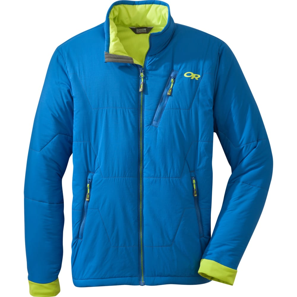OUTDOOR RESEARCH Men's Superlayer Jacket - GLACIER