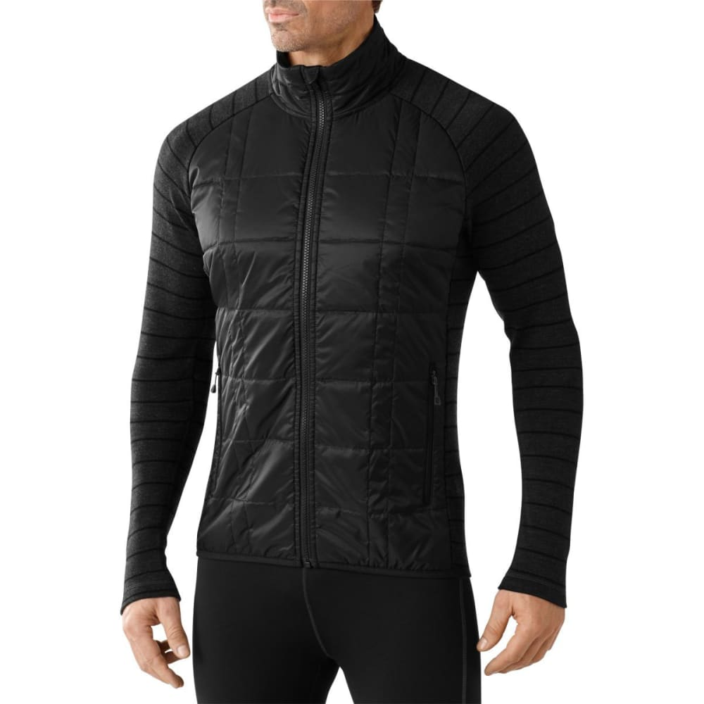 SMARTWOOL Men's Propulsion 60 Jacket - BLACK