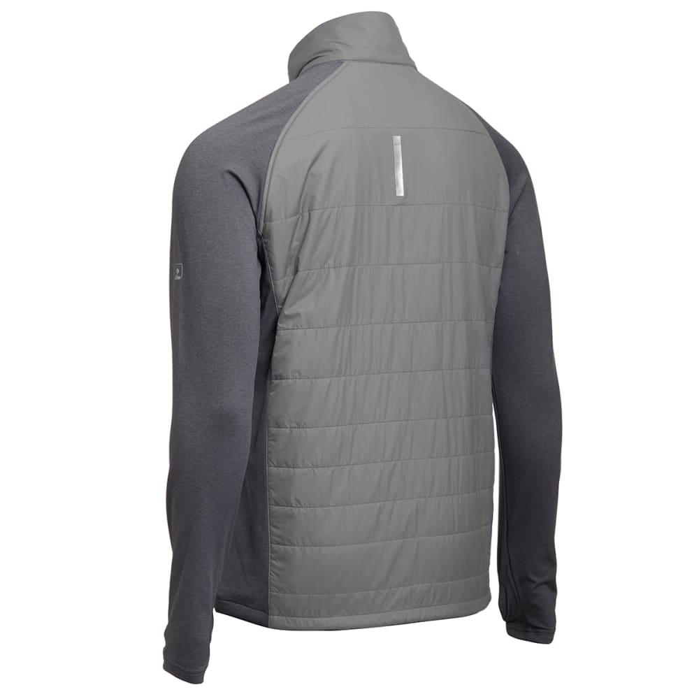 EMS® Men's Excel Alpha Hybrid Jacket - NEUTRAL GREY