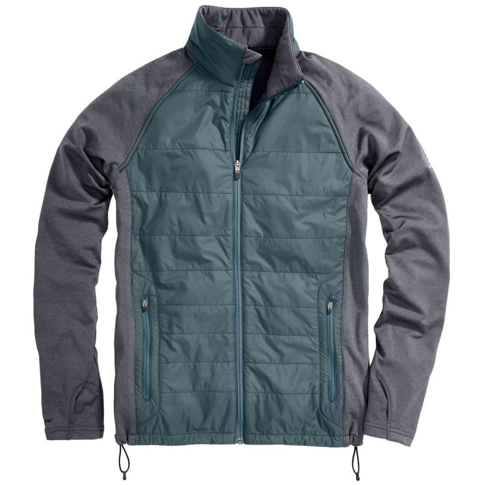 EMS® Men's Excel Alpha Hybrid Jacket - DARKEST SPRUCE