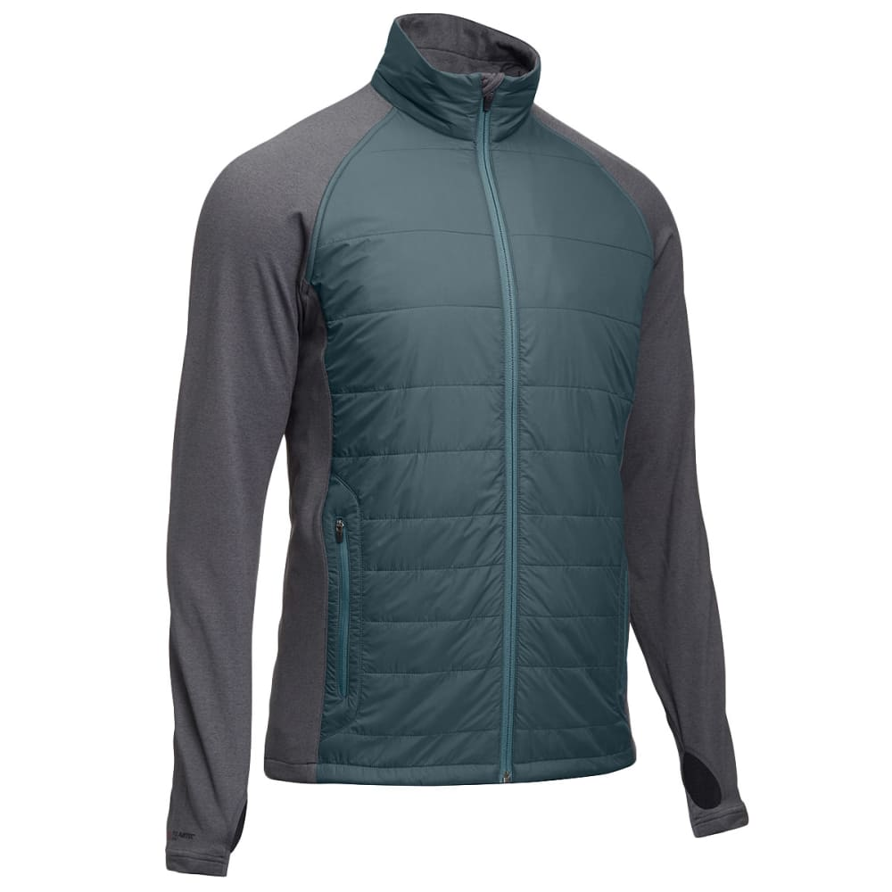 EMS® Men's Excel Alpha Hybrid Jacket  - DARKEST SPRUCE