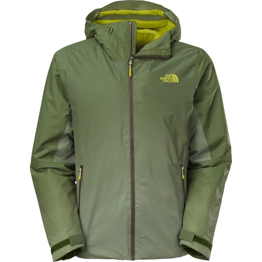 THE NORTH FACE Men's Fuseform Dot Matrix Insulated Jacket - SCALLION GREEN