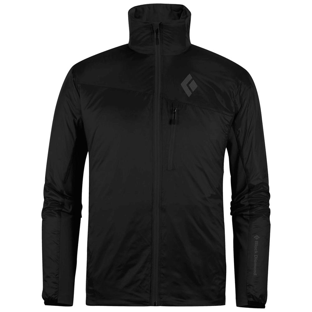 BLACK DIAMOND Men's Access LT Hybrid Jacket - BLACK