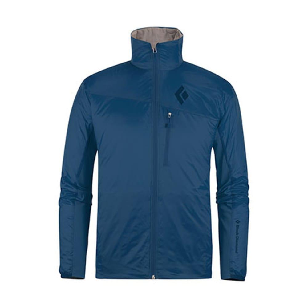 BLACK DIAMOND Men's Access LT Hybrid Jacket - AZURITE