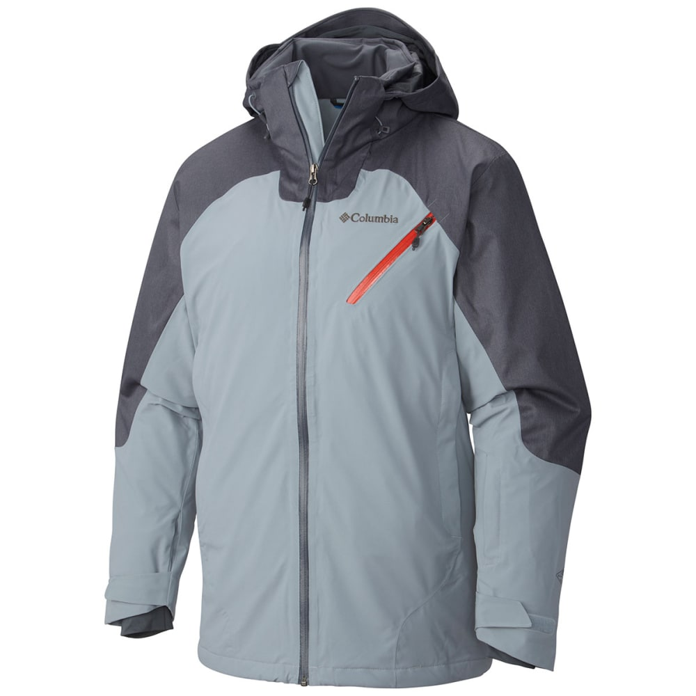 COLUMBIA Men's Wildcard III Jacket - GREY