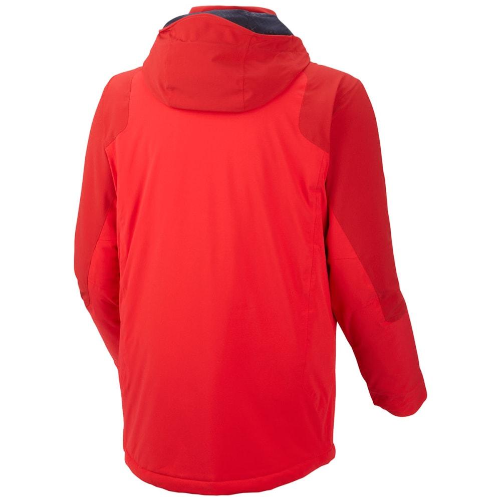 COLUMBIA Men's Wildcard III Jacket - BRIGHT RED