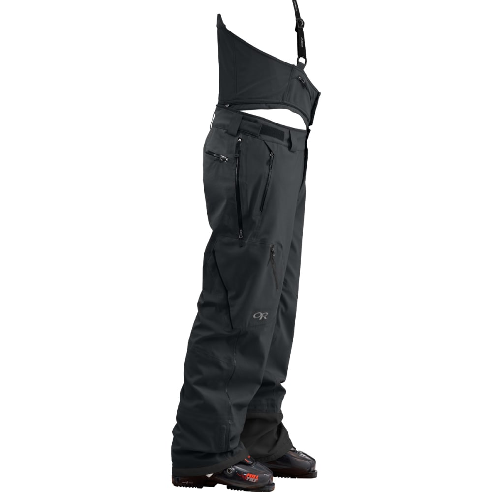 OUTDOOR RESEARCH Men's Vanguard Pants - ALL BLACK