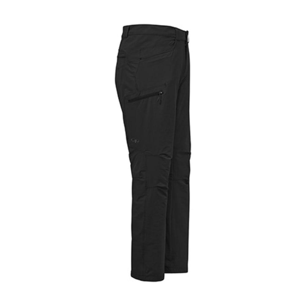 OUTDOOR RESEARCH Men's Voodoo Pants - BLACK