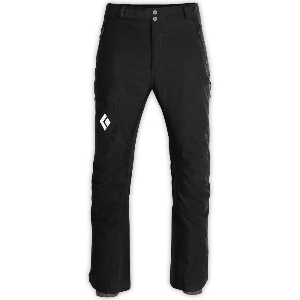 BLACK DIAMOND Men's Gore-Tex Pro Front Point Pants - BLACK