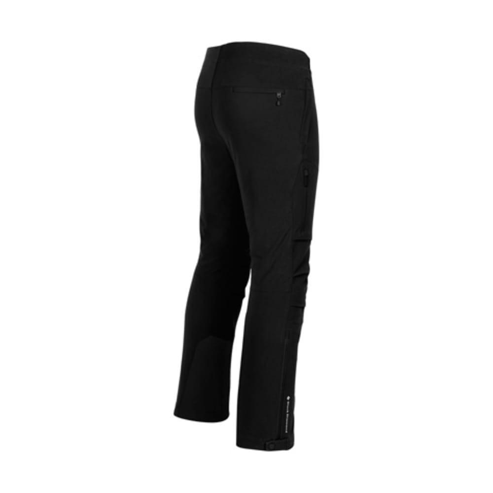 BLACK DIAMOND Men's Dawn Patrol Approach Pants - BLACK