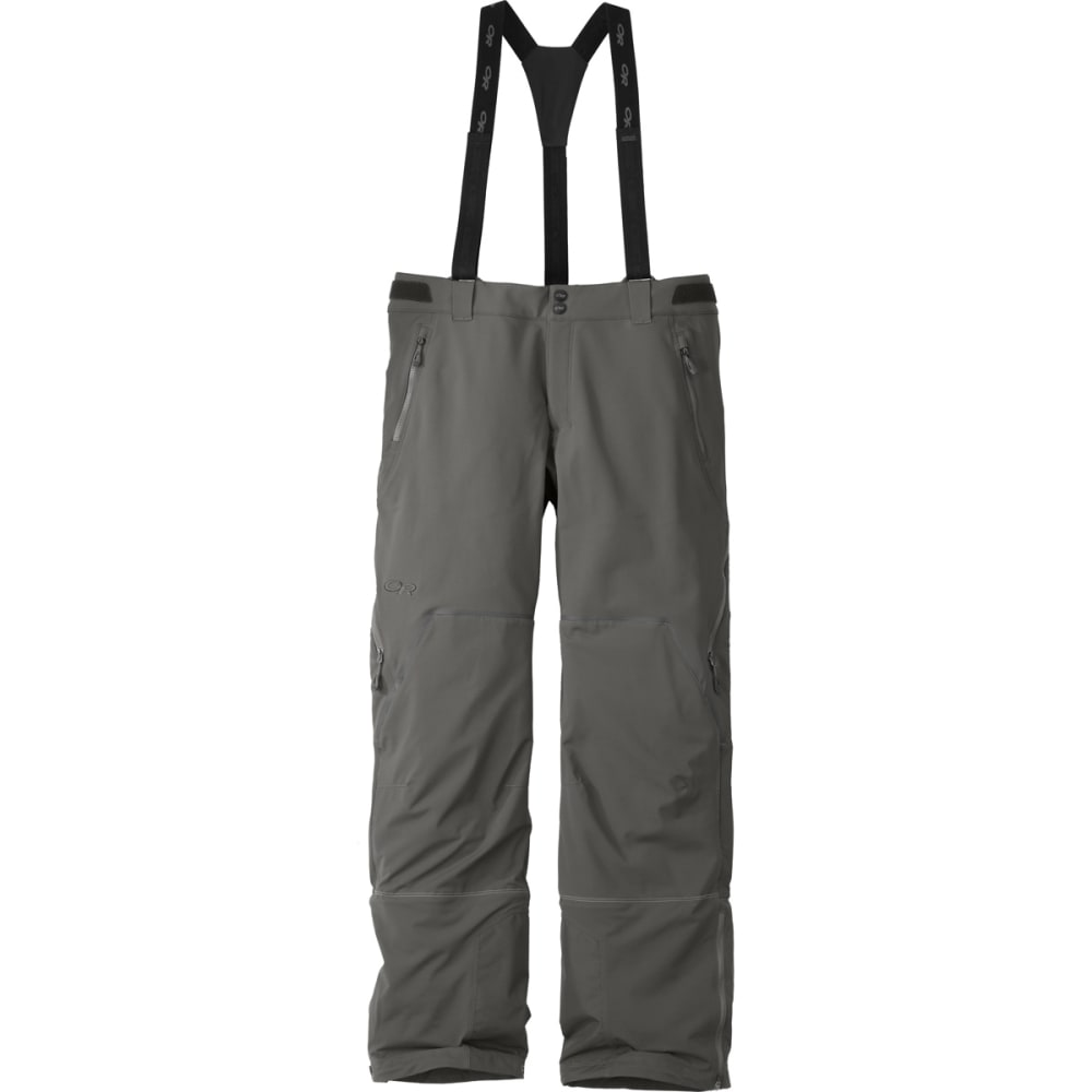 OUTDOOR RESEARCH Men's Trailbreaker Pants - PEWTER