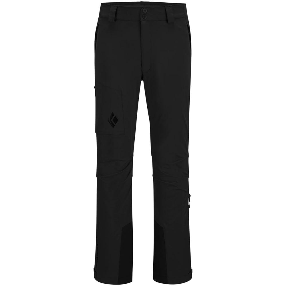 BLACK DIAMOND Men's Dawn Patrol LT Ski Touring Pant - SMOKE