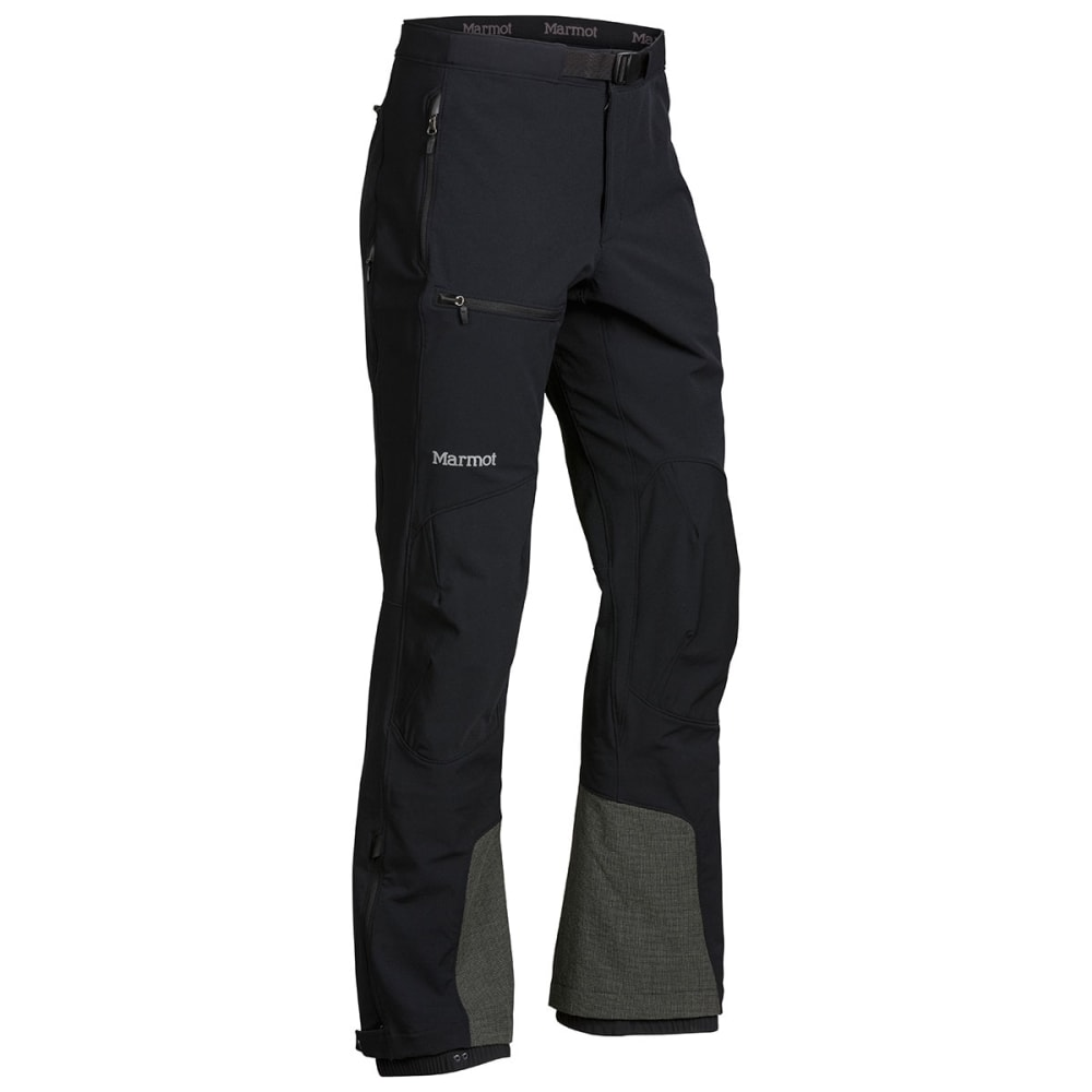 MARMOT Men's Tour Pants - BLACK