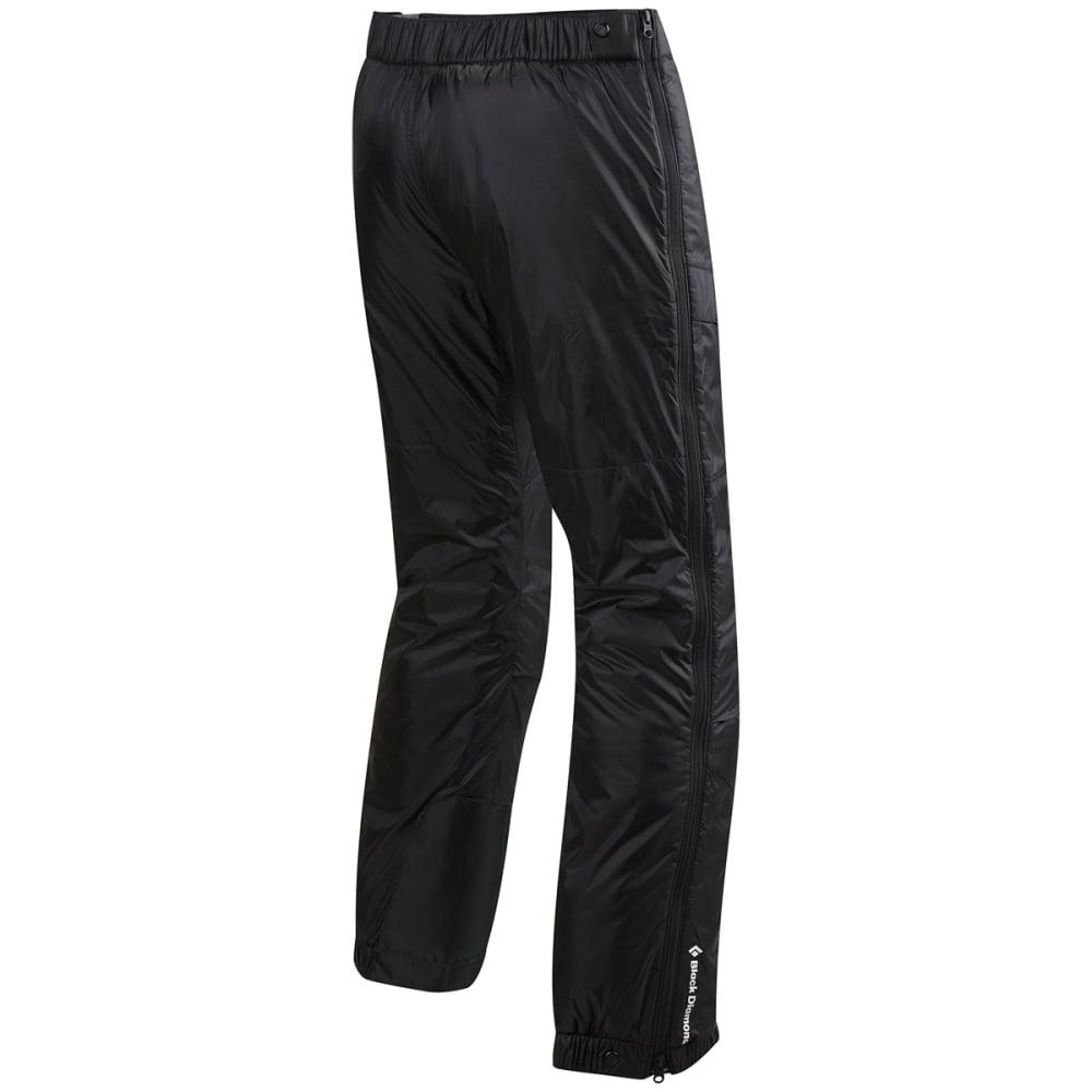 BLACK DIAMOND Men's Stance Belay Pants - BLACK