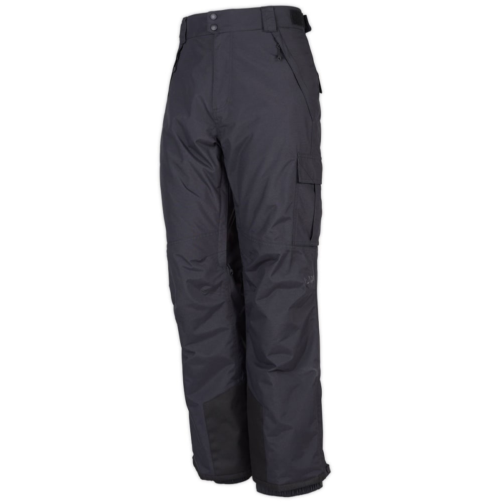 EMS® Men's All Mountain Insulated Pants  - JET BLACK