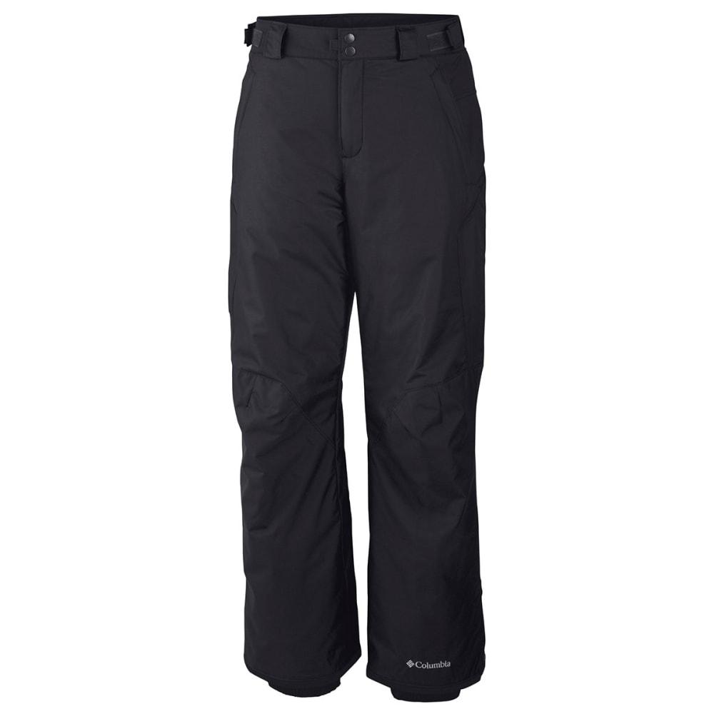 COLUMBIA SPORTSWEAR Men's Bugaboo II Pants - 011-BLACK