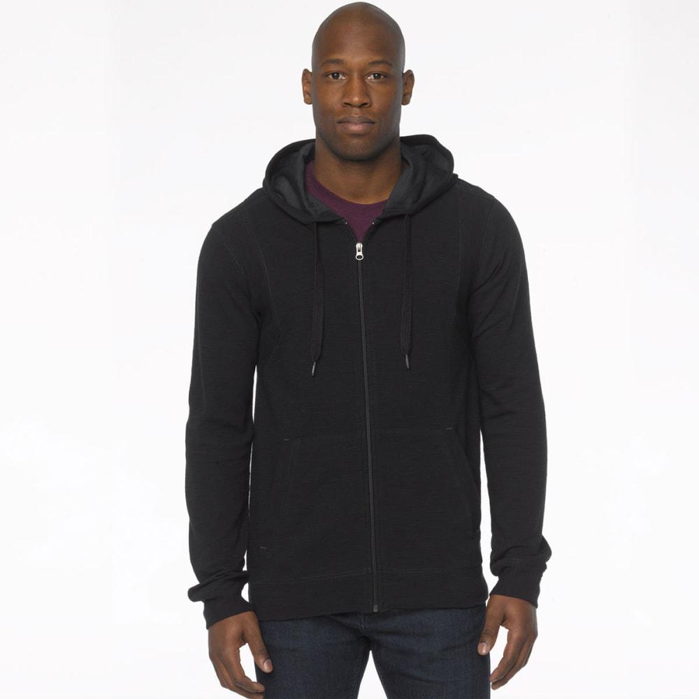 PRANA Men's Barringer Hoodie - BLACK