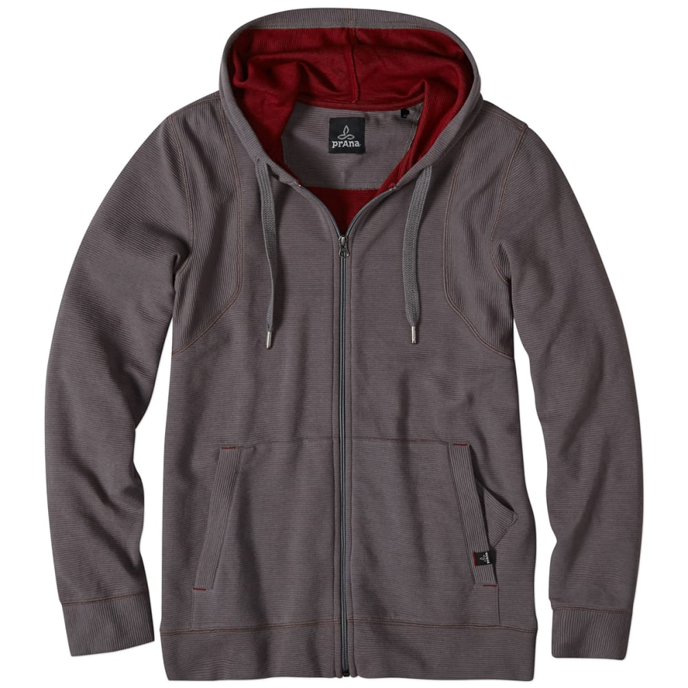 PRANA Men's Barringer Hoodie - COAL