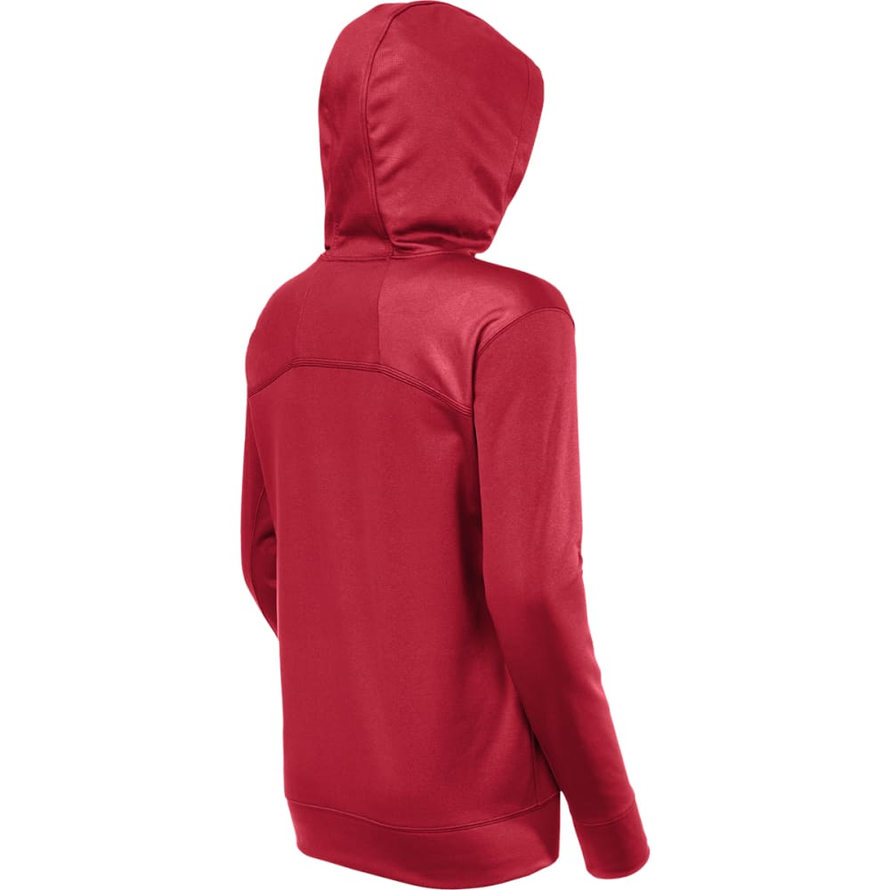 THE NORTH FACE Men's Ampere Full-Zip Hoodie - BIKING RED