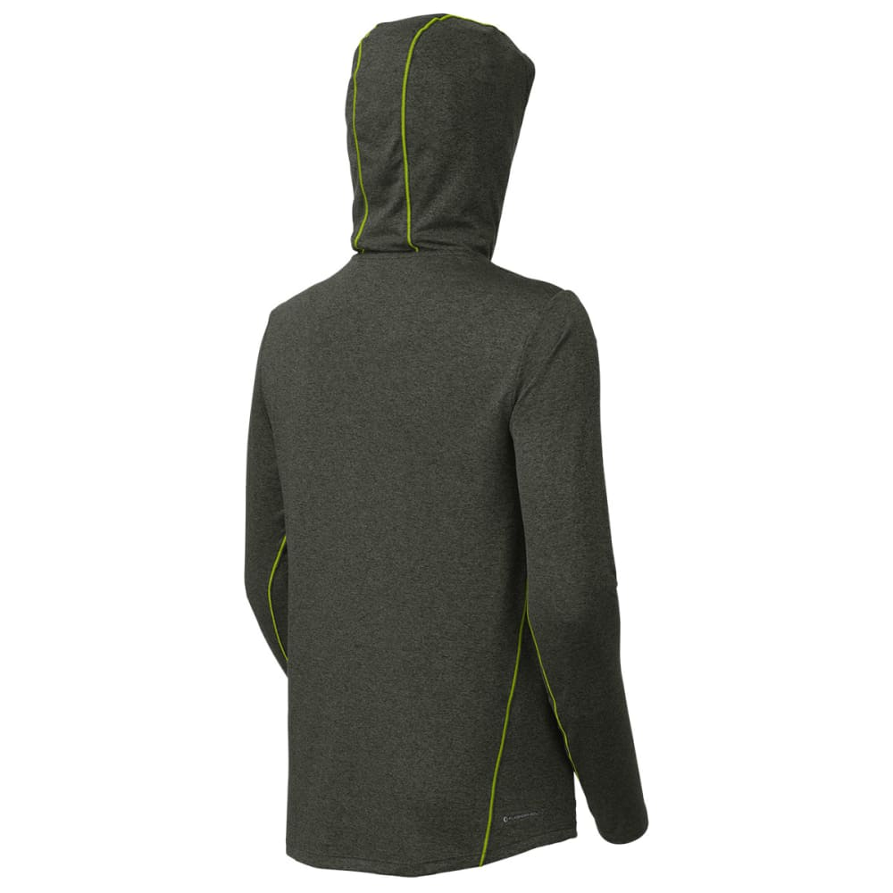 THE NORTH FACE Men's Reactor Hoodie - SPRUCE
