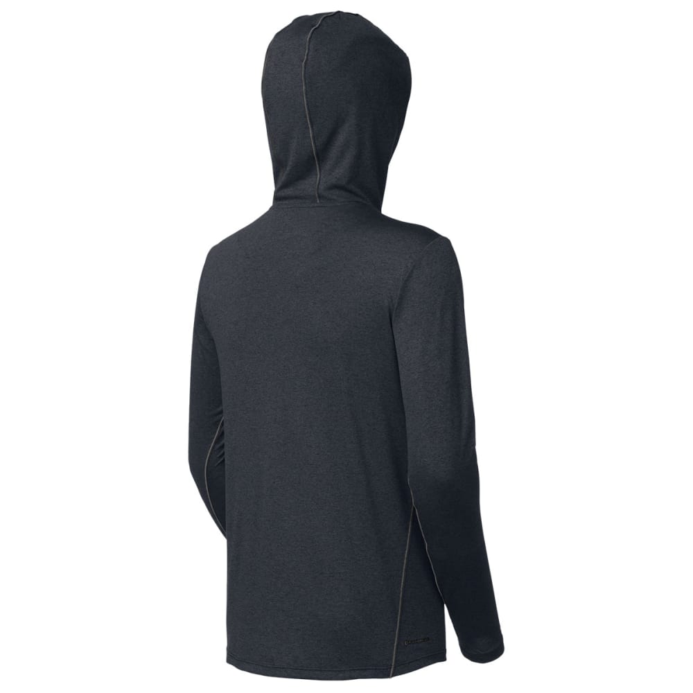 THE NORTH FACE Men's Reactor Hoodie - COS BL HTR FZU  CBH5