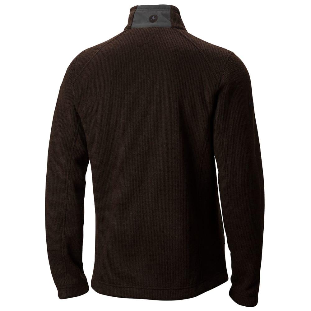 MARMOT Men's Poacher Pile Jacket - RICH BROWN HEATHER